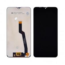 Дисплей  для SAMSUNG  A105 Galaxy A10 (2019) с чёрным тачскрином, с регулируемой подсветкой