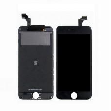 Дисплей  для APPLE  iPhone 6 Plus с чёрным тачскрином high copy