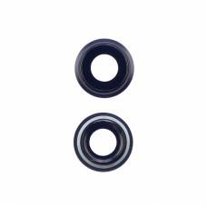 Стекло камеры  для APPLE  iPhone XS/XS Max чёрное
