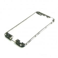 Дисплейная рамка  для APPLE  iPhone 6 Plus чёрная с термоклеем