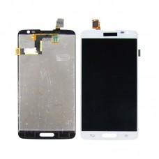 Дисплей  для LG  D680/D682 G Pro Lite с белым тачскрином