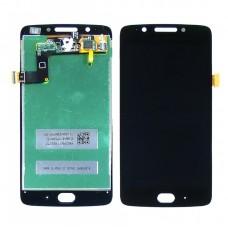 Дисплей  для MOTOROLA  Moto G5 (XT1676) с чёрным тачскрином