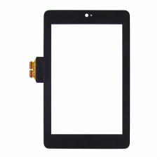 Тачскрин  для ASUS  Google Nexus 7 ME370 (2012, 1st Gen) чёрный