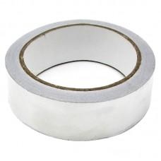 Термостойкий скотч    алюминиевый 30 мм