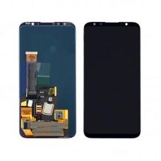 Дисплей  для MEIZU  16th с чёрным тачскрином OLED