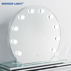 Макияжное зеркало с Led подсветкой  JX-526 № G 0939, (ящ-24шт.)