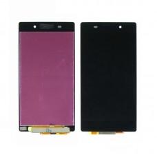 Дисплей  для SONY  D6502 Xperia Z2 с чёрным тачскрином