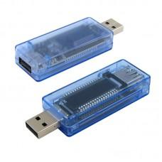 USB Charger Doctor Keweisi KWS-V20  для измерения напряжения, тока и ёмкости при зарядке мобильного устройства