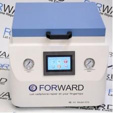 Аппарат с вакуумным ламинатором и автоклавом Forward IOS со встроенным насосом и компрессором,  ЖК-дисплеем и сенсорным управлением