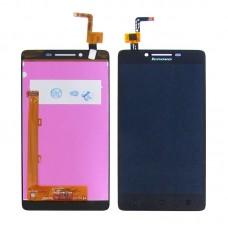 Дисплей  для LENOVO  A6000/A6010 с чёрным тачскрином