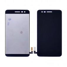 Дисплей  для LG  K4 (2017) M160 с чёрным тачскрином