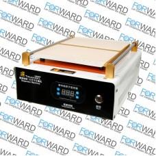 """Сепаратор ваккумный 15"""" (280 х 220 см) Triangel (Forward FW-112N) со встроенным компрессором для вакуумного способа фиксации стекла"""