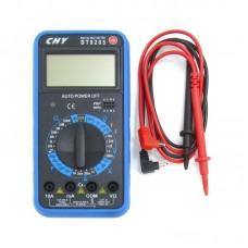 Мультиметр цифровой    DT9205A с функцией автоотключения (ток до 10A)