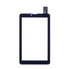 """Тачскрин для NOMI C07005/C07000 7""""/ZJ-70053E FHX 184x104 mm 30 pin чёрный"""
