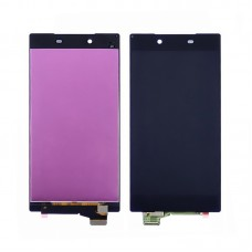 Дисплей  для SONY  E6833 Xperia Z5 Plus Premium Dual/E6853/E6883 с черным тачскрином