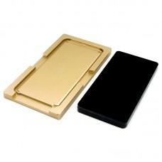 Комплект форм (из металла и резины)  для SAMSUNG  G950 Galaxy S8, для отцентровки и склеивания дисплея со стеклом