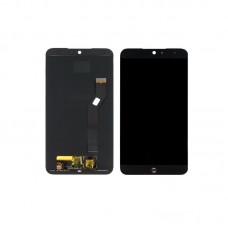 Дисплей  для MEIZU  15 Lite с чёрным тачскрином