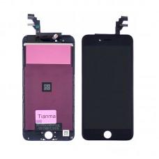 Дисплей  для APPLE  iPhone 6 Plus с чёрным тачскрином Tianma