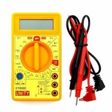 Мультиметр цифровой    DT 830D