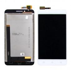 Дисплей  для LENOVO  A2020 Vibe C с белым тачскрином