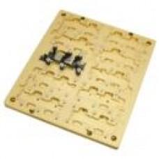 Держатель плат iPhone  SCOTLE  для фрезерно-гравировальных станков CNC