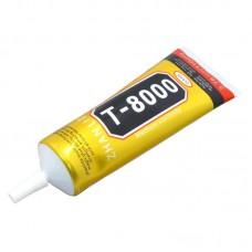 Клей силиконовый    T-8000, 110ml, в тюбике с дозатором
