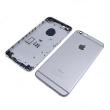 Корпус  для APPLE  iPhone 6 Plus серый (Space Gray)