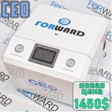 Аппарат с вакуумным ламинатором и автоклавом Forward  CEO EDGE, со встроенным насосом и компрессором, ЖК-дисплеем и сенсорным управлением