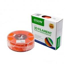 Пластик для 3D печати  eSUN  ABS, 1.75 мм, 1 кг, оранжевый