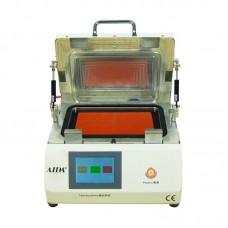 """Аппарат с вакуумным ламинатором и автоклавом AIDA A-808m 9"""" со встроенным насосом, ЖК-дисплеем и сенсорным управлением (7 x 12 x 19 мм)"""