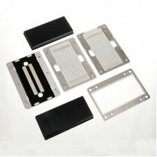 Комплект форм YMJ Samsung Galaxy Note 10, (Al) Алюминевые + резиновые , для фиксации стекла и ламинации при склеивании в ламинаторе Forward RMB-1 EDGE, RMB-2 EDGE, CEO EDGE
