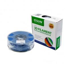 Пластик для 3D печати  eSUN  ABS, 1.75 мм, 1 кг, синий