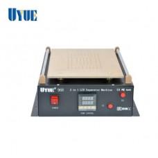 """Сепаратор 14"""" (30 х 19 см) UyUe 968 со встроенным компрессором для вакуумного способа фиксации стекла"""