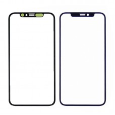 Стекло тачскрина для APPLE iPhone 11 Pro Max чёрное
