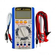 Мультиметр цифровой    VC-9208AL (ток до 10A)