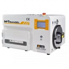"""Аппарат с вакуумным ламинатором и автоклавом  M-Triangel  MT-102 9"""" (встроенный насос, шир. и диам. автоклава 17 х 16см, площадь ламинатора 16 х 17.5 см)"""