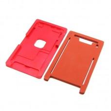 Комплект форм (из металла и резины)  для APPLE  iPhone 8 Plus, для отцентровки и склеивания дисплея со стеклом оснащённым дисплейной рамкой