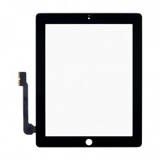 Тачскрин  для APPLE  iPad 3/4 чёрный