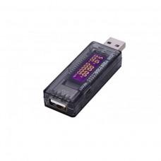 USB Charger Doctor Keweisi KWS-V21 для измерения напряжения, тока и ёмкости при зарядке мобильного устройства