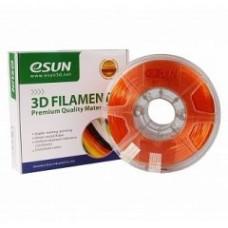 Пластик для 3D печати  eSUN  PETG, 1.75 мм, 1 кг, оранжевый