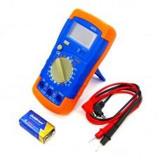Мультиметр цифровой    A830L с функцией автоотключения (ток до 10A)