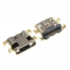 Разъём micro-USB  универсальный  Тип 11