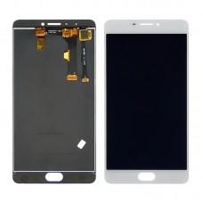 Дисплей  для MEIZU  M3 Max с белым тачскрином