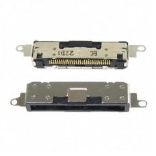 Разъём зарядки  для APPLE  iPhone 4G черный