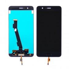 Дисплей  для XIAOMI  Mi Note 3 с чёрным тачскрином