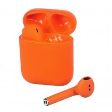 Беспроводные наушники    i88 TWS оранжевые