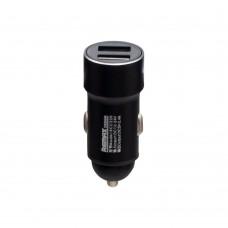Автомобильное зарядное устройство  Remax  RCC 220 2 USB 2.4A чёрное