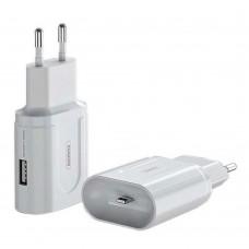 Сетевое зарядное устройство  Remax  RP-U32 1 порт для AirPods белое