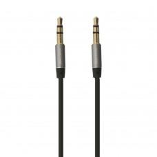 AUX кабель  Remax  RL-L100 1m чёрный