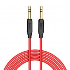 AUX кабель  Hoco  UPA11 1m чёрный